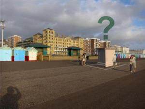 Proposed Hove Plinth