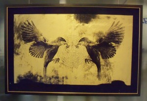 Jane Sampson - Rauchenbirds - Edition Show at Cameron Contemporary Art Jan 2014