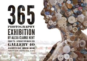 38bcc68069-Alexa Clarke Kent - Exhibiton Poster PRIVATE VIEW