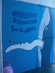 Whalefest - gallery entry