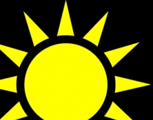 sun-black.lozenge