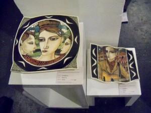 Ian McWhinnie, ceramics