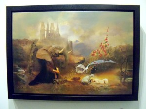 Iva Troj - 'Elephant Ride'