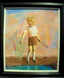 Kevin Low - 'Monster' (digital painting)