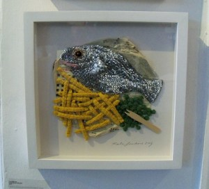 Kate Jenkins - 'Fish and Chips'