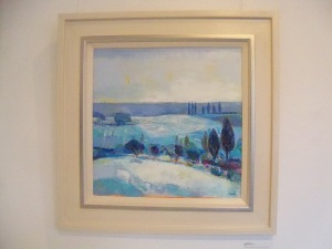 Kirsty Wither - 'Steely Horizon'