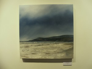 Lesley Jones - 'Rough Sea, Wild Weather'