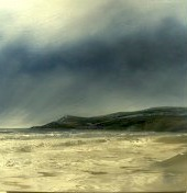Lesley Jones - Rough-Sea - Wild Weather