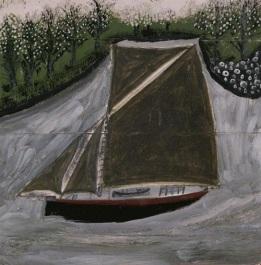 Wallis, Ship and orchard