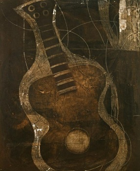 Ben Nicholson, 1933 (guitar)