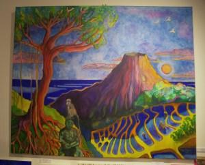 Oleg Baikoff 'Bali Sunrise'