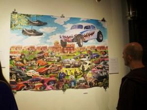 Robert Rinn 'The Cars That Ate Burgers'
