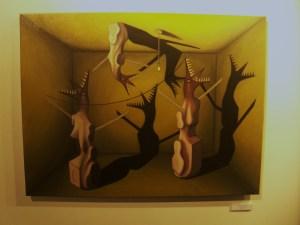 Tom Diamantopoulo 'Statues of Liberte'