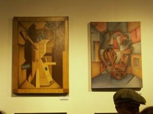 Tom Diamantopoulo's oil paintings