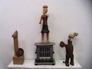 'Bauhaus No1' , 'Working Belle' , 'Canadian Rodent'