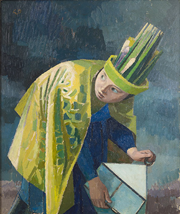 Evelyn Dunbar: The Lost Works
