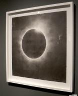 'Black Star' (graphite on paper) (2)