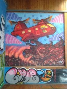 Brighton Youth Centre Street Art - 10