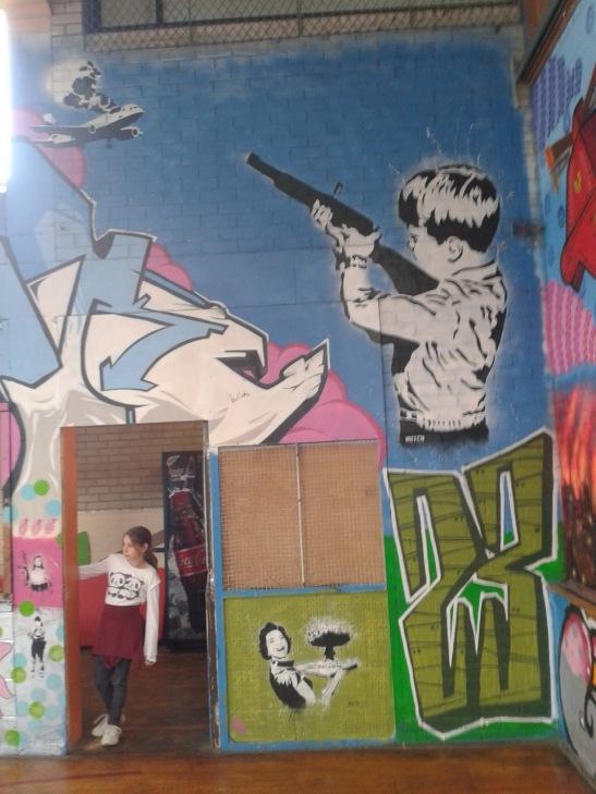 Brighton Youth Centre Street Art - 11