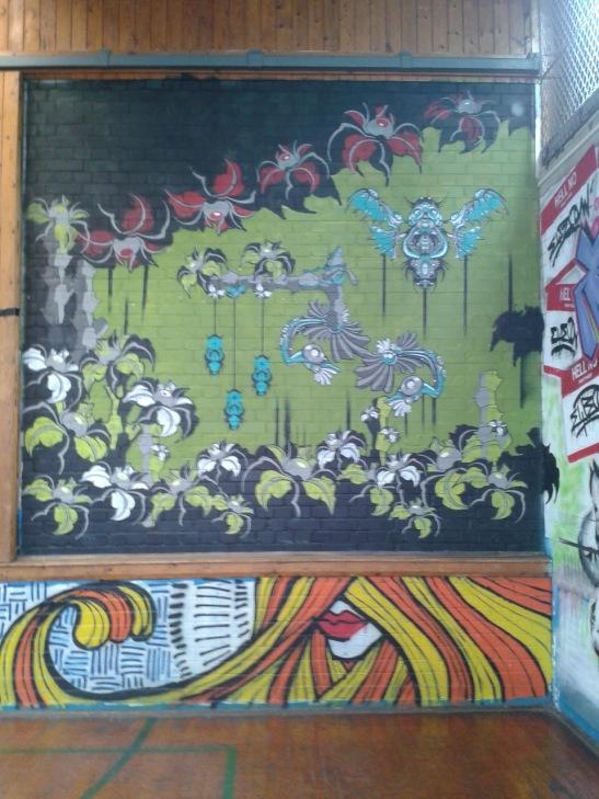Brighton Youth Centre Street Art - 14