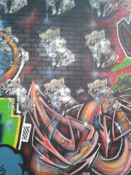 Brighton Youth Centre Street Art - 16