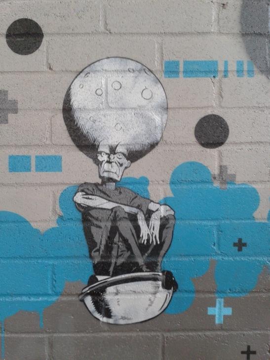 Brighton Youth Centre Street Art - 19