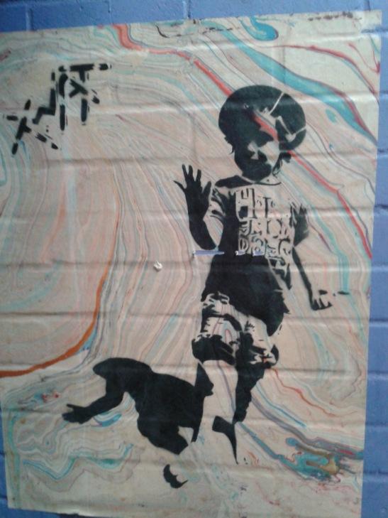 Brighton Youth Centre Street Art - 2