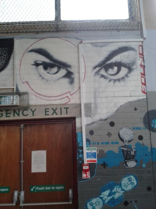 Brighton Youth Centre Street Art - 20