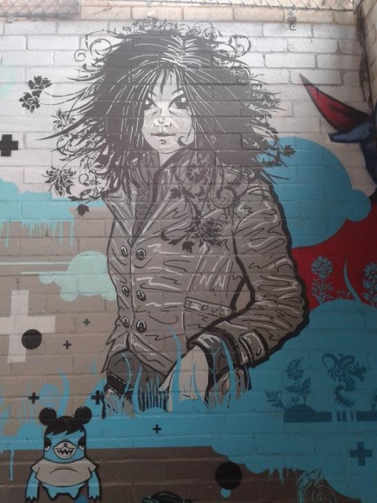 Brighton Youth Centre Street Art - 21