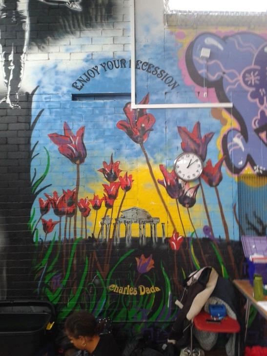 Brighton Youth Centre Street Art - 22