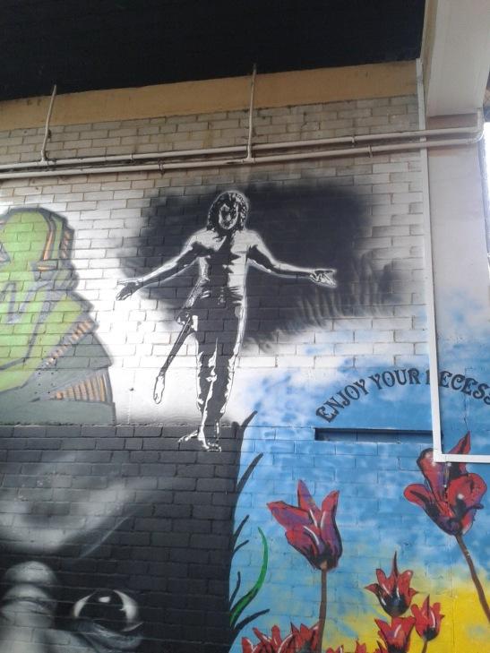 Brighton Youth Centre Street Art - 23