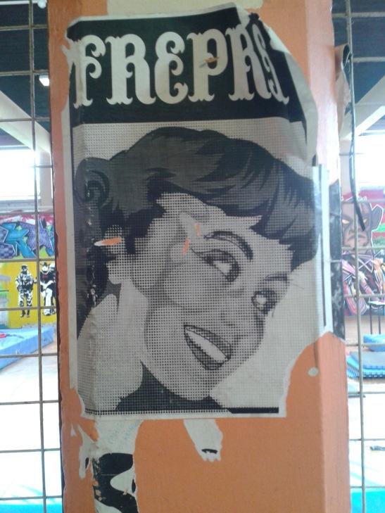 Brighton Youth Centre Street Art - 26