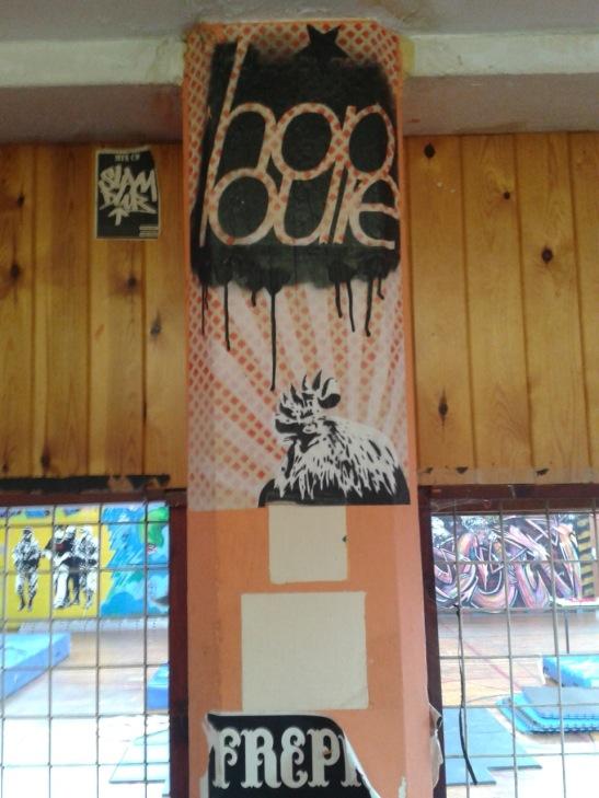 Brighton Youth Centre Street Art - 27