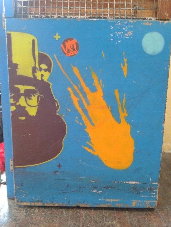Brighton Youth Centre Street Art - 28