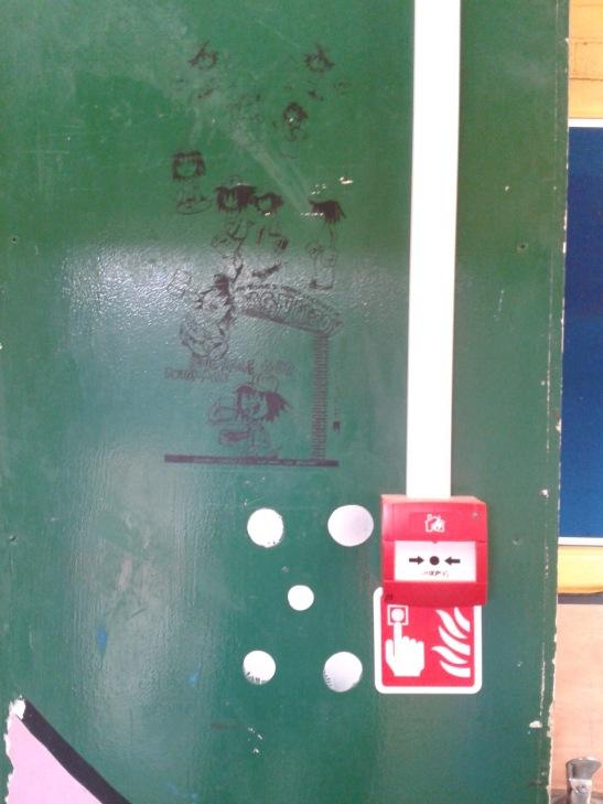 Brighton Youth Centre Street Art - 29