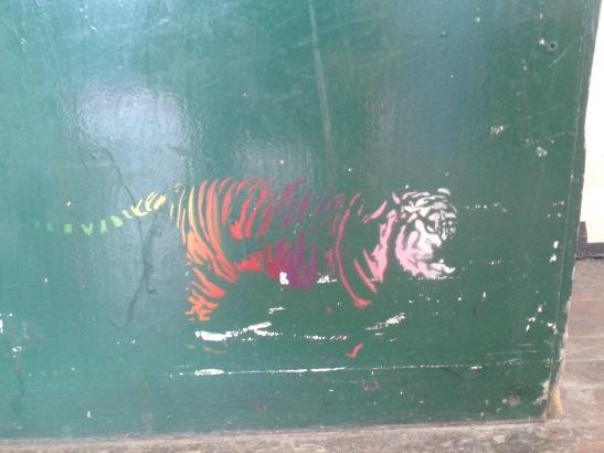 Brighton Youth Centre Street Art - 31
