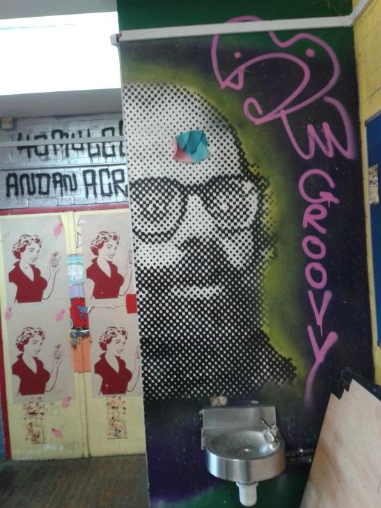 Brighton Youth Centre Street Art - 4