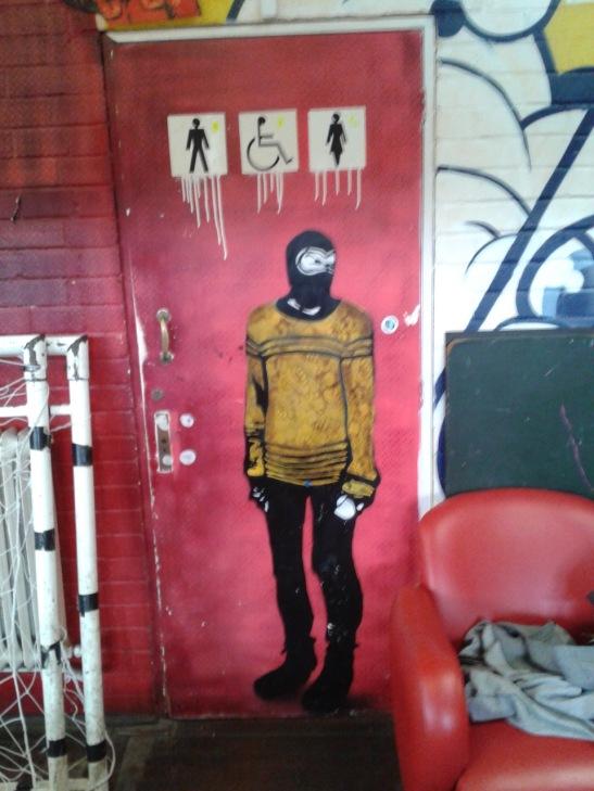 Brighton Youth Centre Street Art - 6