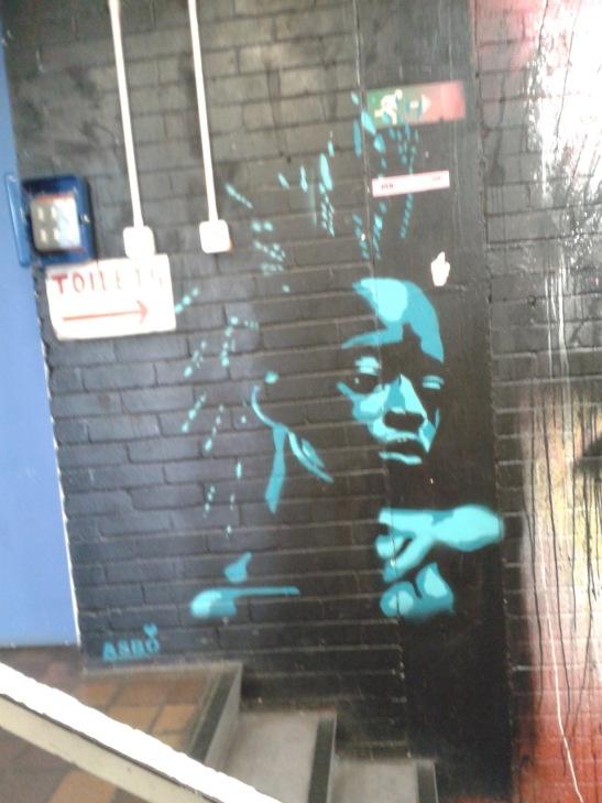 Brighton Youth Centre Street Art - 7