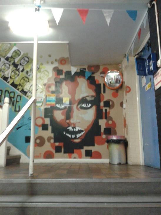Brighton Youth Centre Street Art - 8