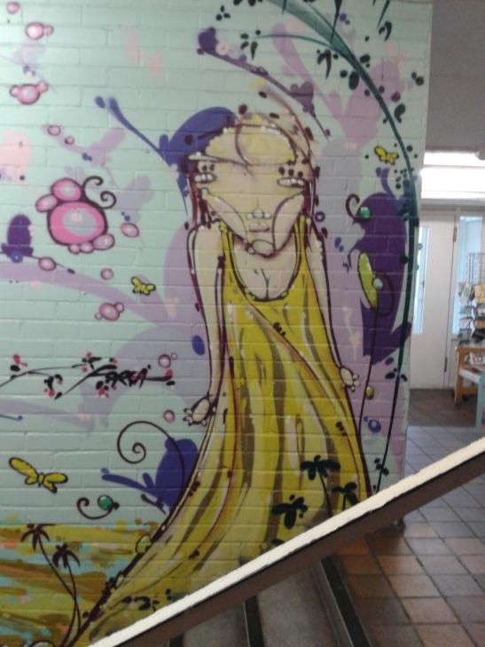 Brighton Youth Centre Street Art - 9
