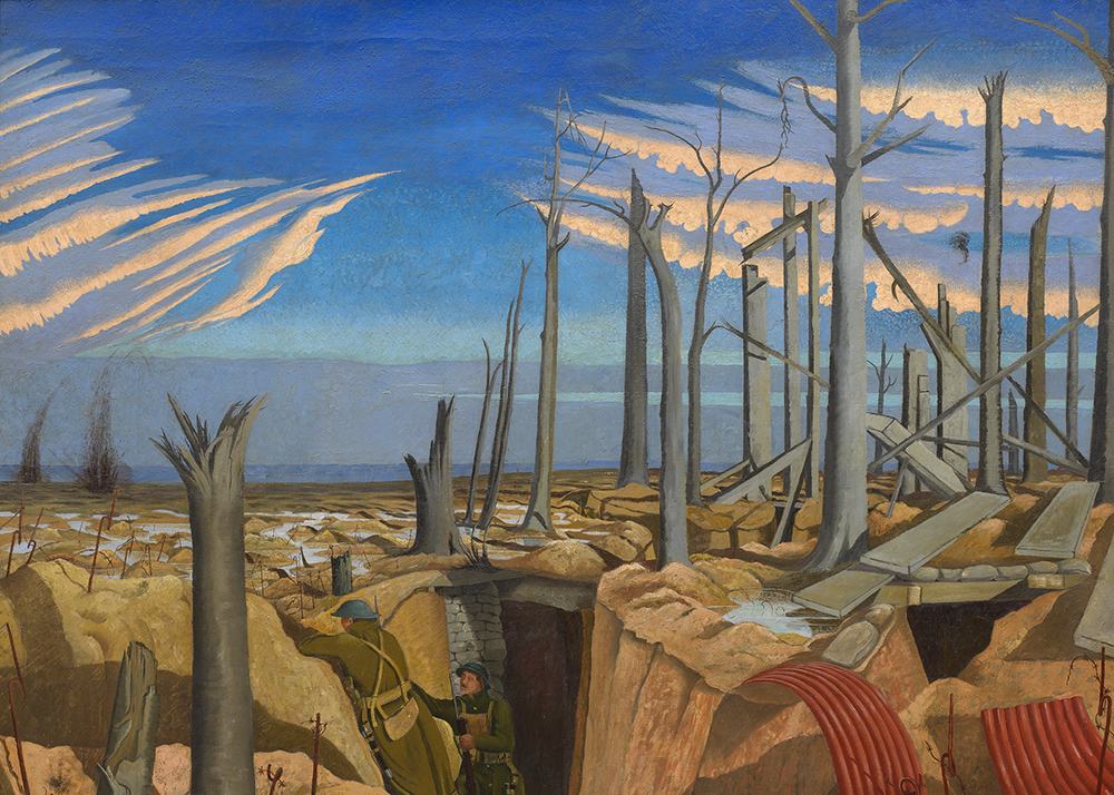 John Nash - pic - Imperial War Museum