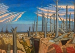 John Nash - Oppy wood -1918 - oil on canvas. pic imperial war museum